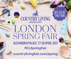 Win Spring Country Living Tickets!