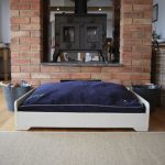 Windsor-midnight-blue-corduroy-luxury-painted-wooden-bed