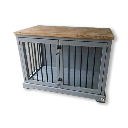 handmade-wooden-dog-crate-1