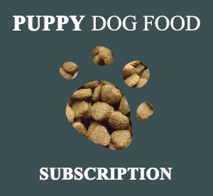 puppy dog food subscription